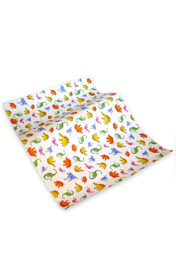 Wrapping Paper - Dinos-504