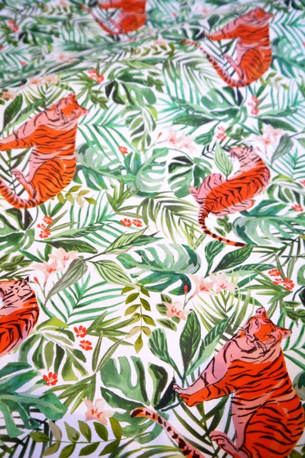 Wrapping Paper - Jungle-509