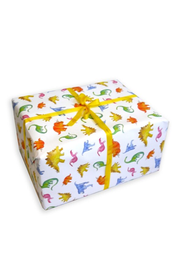Wrapping Paper - Dinos-505