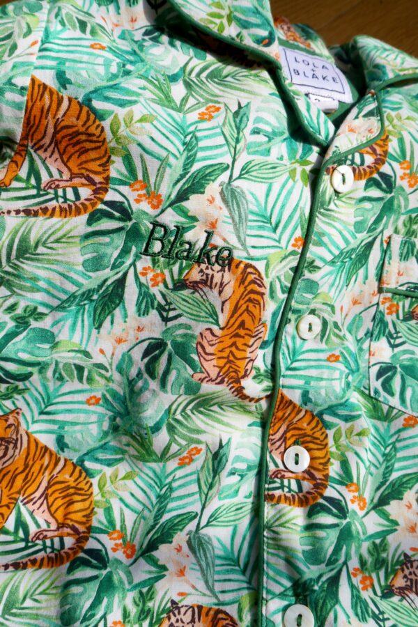 Classic Pyjamas – Jungle-828