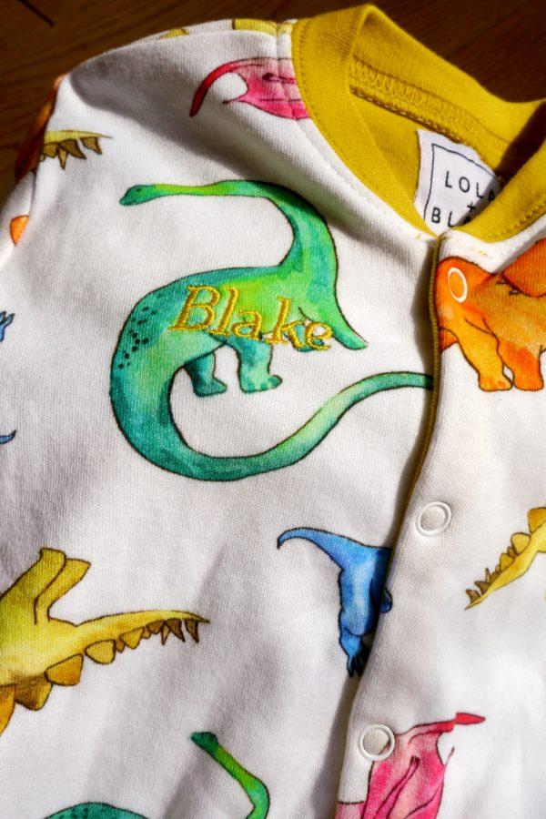 Babygrow - Dinos-825