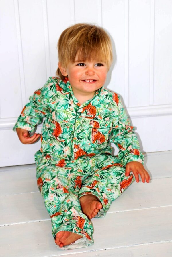 Classic Pyjamas – Jungle-600