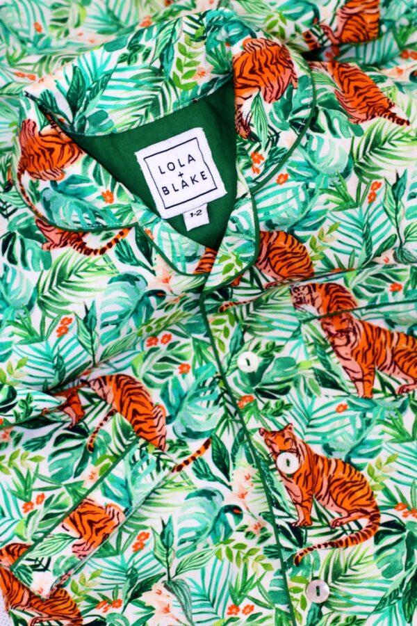 Classic Pyjamas – Jungle-601