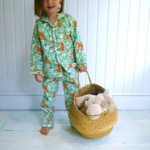 Classic Pyjamas – Jungle-604