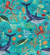 Wrapping Paper - Under the Sea-913