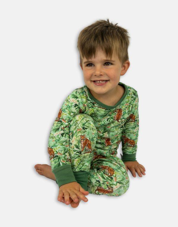 Jersey Pyjamas - Jungle-1404