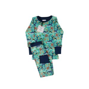 Jersey Pyjamas - Under the Sea-0
