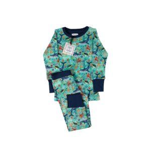 Jersey Pyjamas - Under the Sea-0
