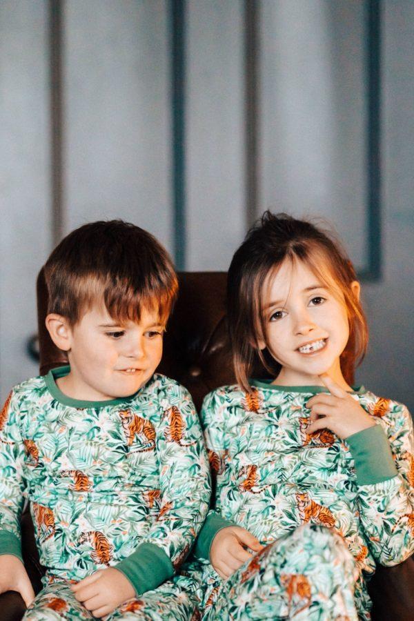 Jersey Pyjamas - Jungle-1422