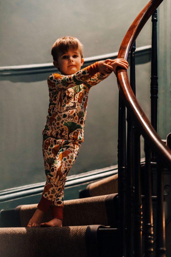 Jersey Pyjamas - Safari-1416