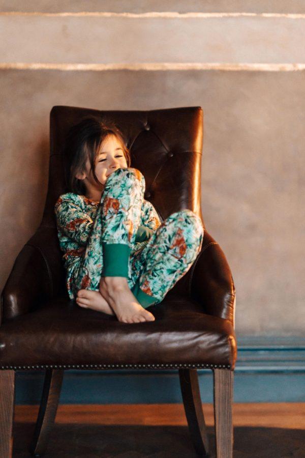 Jersey Pyjamas - Jungle-1420