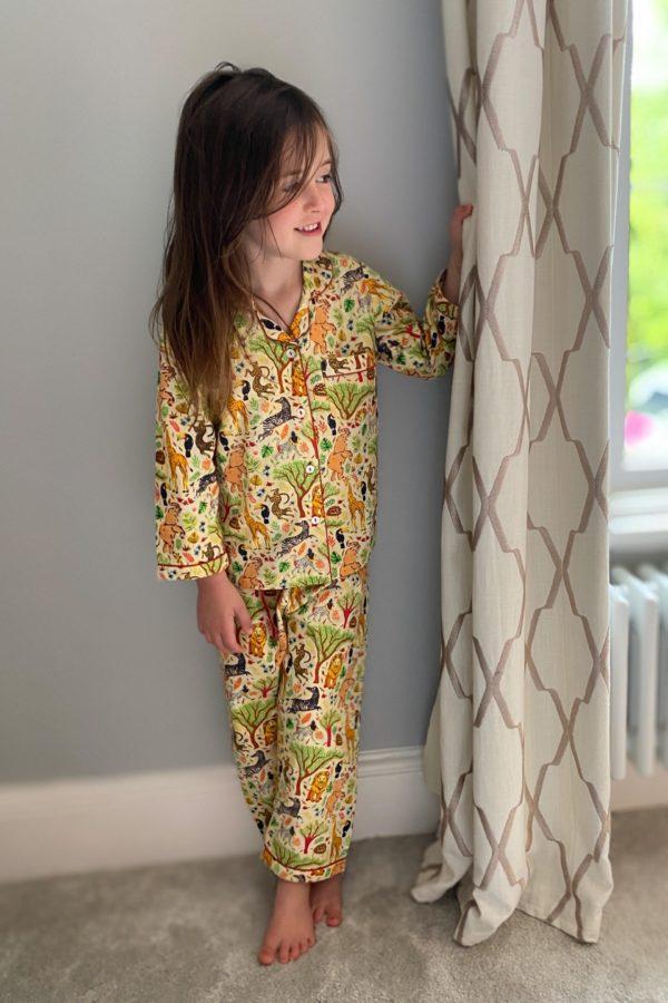 Classic Pyjamas - Safari-Safari-7-8 years-1097