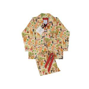 Classic Pyjamas - Safari-0