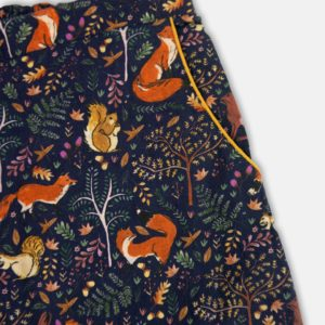 Women's Pyjama Bottoms - Woodland-1276