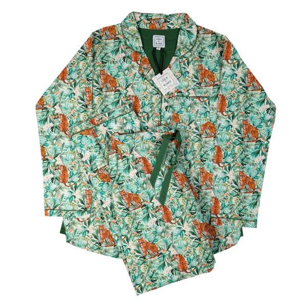 Women's Pyjama Set - Jungle-0