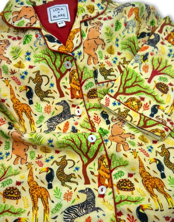 Classic Pyjamas - Safari-1183